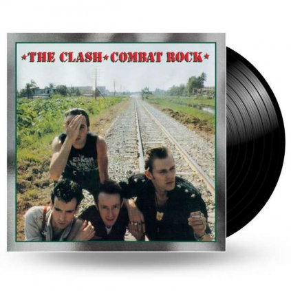 VINYLO.SK   CLASH - COMBAT ROCK [LP]