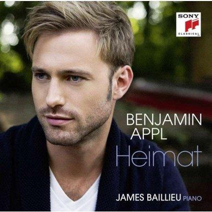 VINYLO.SK   APPL, BENJAMIN - HEIMAT [CD]