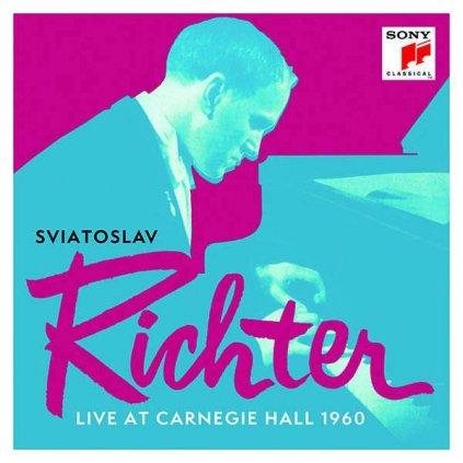VINYLO.SK | RICHTER, SVIATOSLAV - LIVE AT CARNEGIE HALL [13CD]