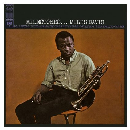 VINYLO.SK | DAVIS, MILES - MILESTONES (LP)180GR. AUDIOPHILE VINYL