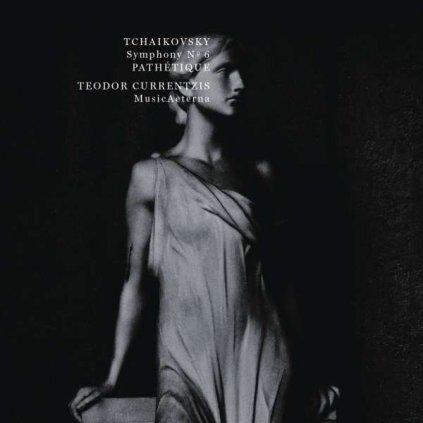 VINYLO.SK   CURRENTZIS, TEODOR - TCHAIKOVSKY: SYMPHONY #6 [CD]