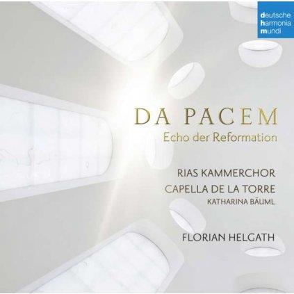 VINYLO.SK | CAPELLA DE LA TORRE - DA PACEM - ECHO DER REFOR [CD]
