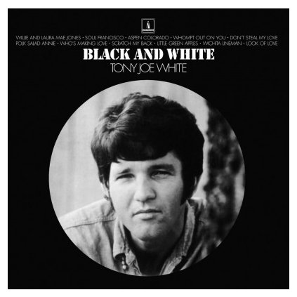 VINYLO.SK | WHITE, TONY JOE - BLACK & WHITE (LP)180 GRAM AUDIOPHILE VINYL