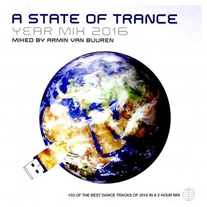 Buuren Armin Van ♫ A State Of Trance Year Mix 2016 [2CD]