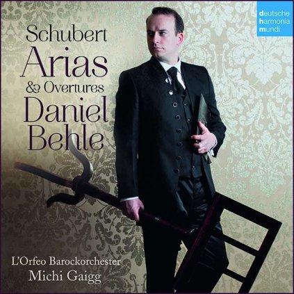 VINYLO.SK   SCHUBERT, F. - ARIAS & OVERTURES [CD]