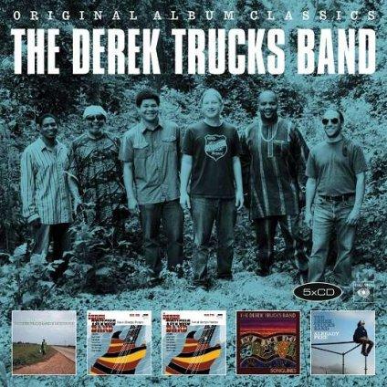 VINYLO.SK | TRUCKS, DEREK -BAND- - ORIGINAL ALBUM CLASSICS [5CD]