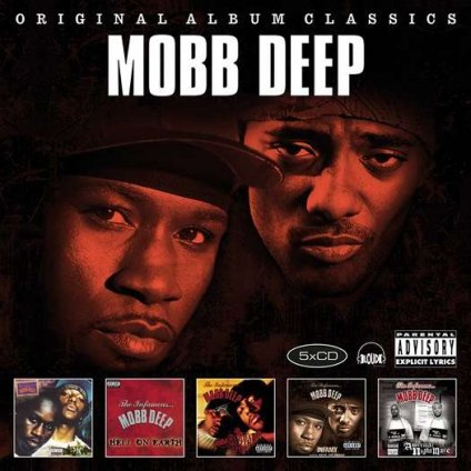 VINYLO.SK | MOBB DEEP - ORIGINAL ALBUM CLASSICS [5CD]