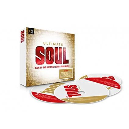 VINYLO.SK | Rôzni interpreti - ULTIMATE... SOUL [4CD]