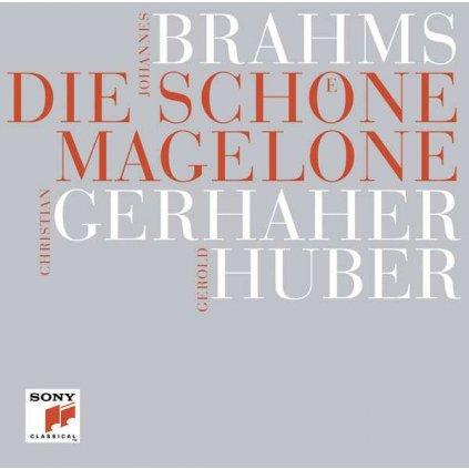 VINYLO.SK   BRAHMS, J. - DIE SCHONE MAGELONE [CD]