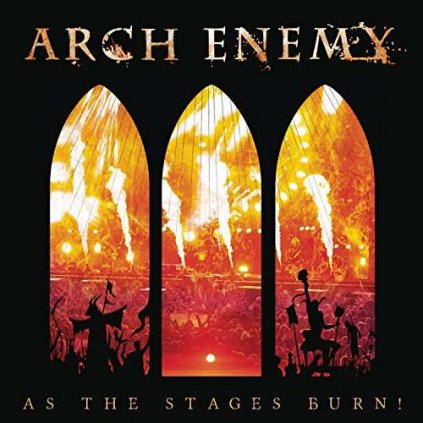 VINYLO.SK   ARCH ENEMY - AS THE STAGES BURN! / Limited [3CD]