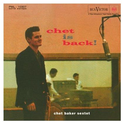 VINYLO.SK | BAKER, CHET - CHET IS BACK! (LP)180GR. AUDIOPHILE VINYL / INSERT