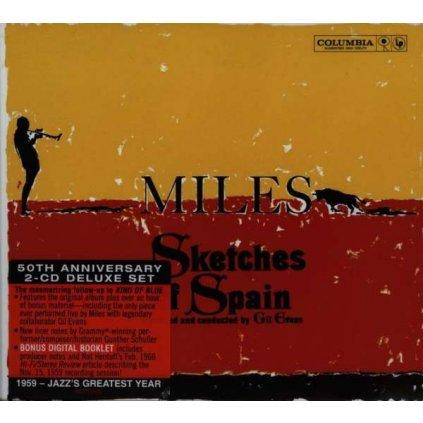 VINYLO.SK   DAVIS, MILES - SKETCHES OF SPAIN [2CD]