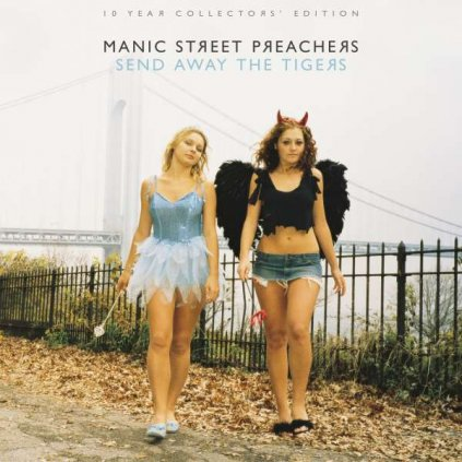 VINYLO.SK | MANIC STREET PREACHERS - SEND AWAY THE TIGERS: 10 YEAR COLLECTORS EDITION / HQ [2LP]