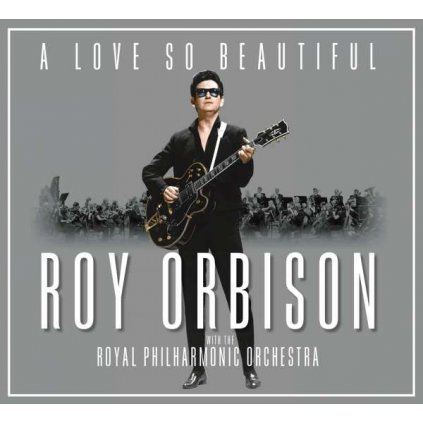 VINYLO.SK | ORBISON, ROY - A LOVE SO BEAUTIFUL. [CD]