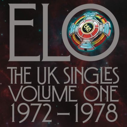 """ELECTRIC LIGHT ORCHESTRA ♫ THE UK SINGLES VOLUME ONE 1972-1978 / BOX [16SP7"""" Single]"""