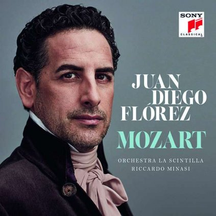 VINYLO.SK | FLOREZ, JUAN DIEGO - MOZART [CD]