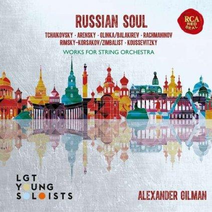 VINYLO.SK | LGT YOUNG SOLOISTS - RUSSIAN SOUL [CD]