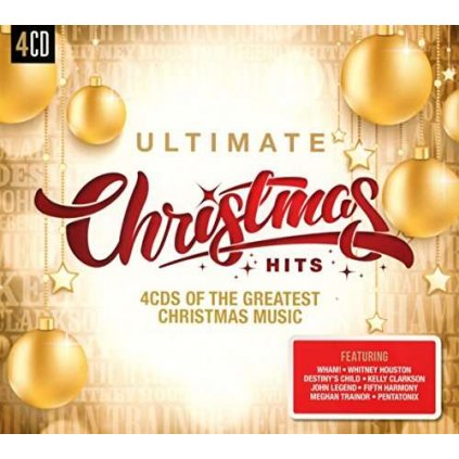 VINYLO.SK | Rôzni interpreti - ULTIMATE CHRISTMAS HITS [4CD]