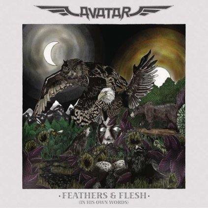 VINYLO.SK | AVATAR - FEATHERS & FLESH (IN HIS OWN WORDS) [2CD]