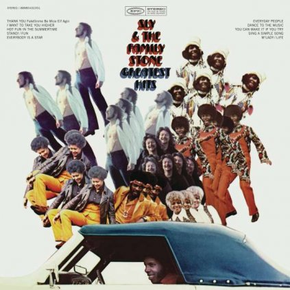 VINYLO.SK | SLY & THE FAMILY STONE - GREATEST HITS [LP]