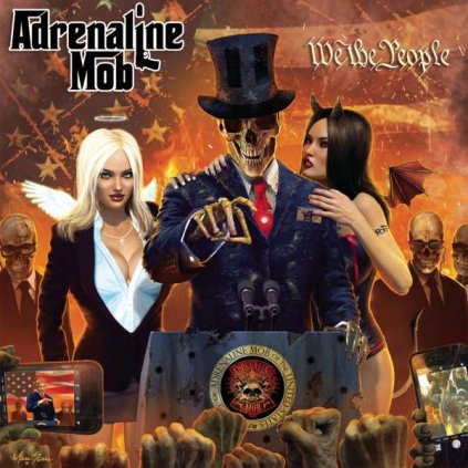 VINYLO.SK | ADRENALINE MOB - WE THE PEOPLE / Special [CD]