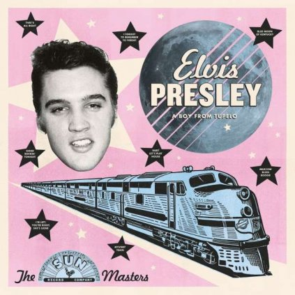 VINYLO.SK | PRESLEY, ELVIS - A BOY FROM TUPELO: THE SUN MASTERS [LP]
