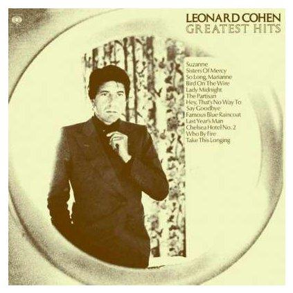 VINYLO.SK | COHEN, LEONARD - GREATEST HITS [LP]