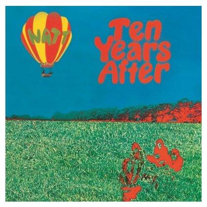 VINYLO.SK | TEN YEARS AFTER - WATT (LP)180 GRAM AUDIOPHILE VINYL / GATEFOLD SLEEVE