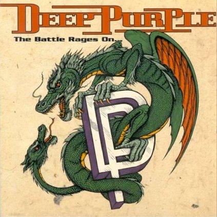 VINYLO.SK   DEEP PURPLE - THE BATTLE RAGES ON... [LP]