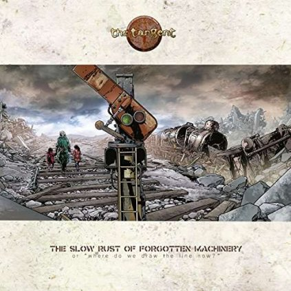 VINYLO.SK | TANGENT - THE SLOW RUST OF FORGOTTEN MACHINERY [2LP + CD]
