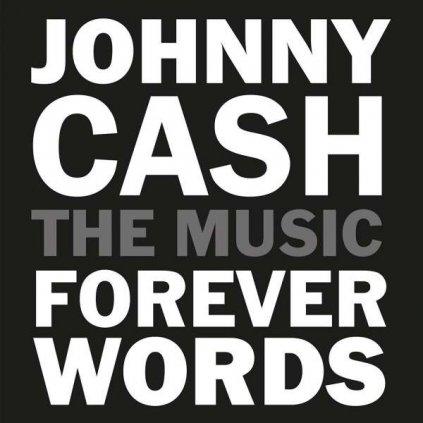 VINYLO.SK | CASH, JOHNNY.=TRIB= - FOREVER WORDS [CD]