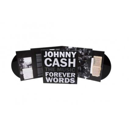 VINYLO.SK | CASH, JOHNNY.=TRIB= - FOREVER WORDS [2LP]