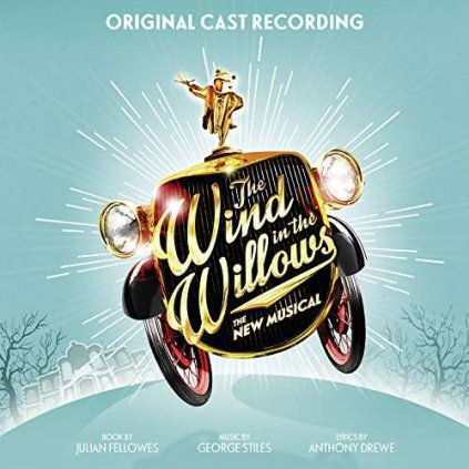 VINYLO.SK | MUSICAL - WIND IN THE WILLOWS [CD]