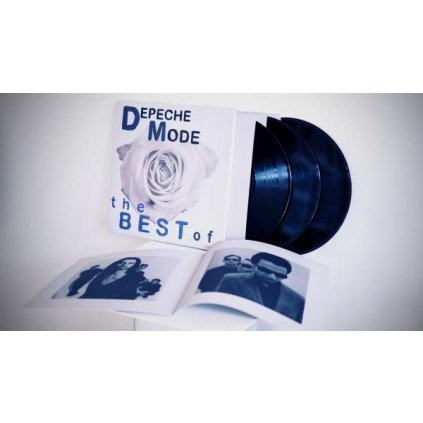 VINYLO.SK | DEPECHE MODE - THE BEST OF (VOLUME 1) / HQ [3LP]
