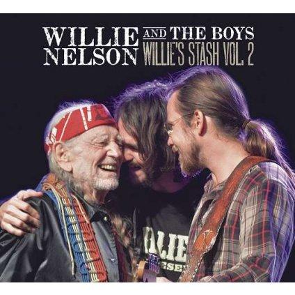 VINYLO.SK | NELSON, WILLIE - WILLIE AND THE BOYS: WILLIE'S STASH VOL. 2 [CD]