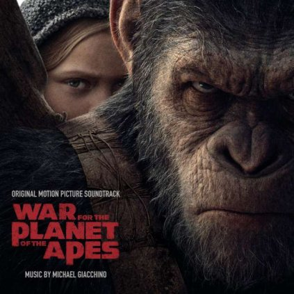 VINYLO.SK | OST - WAR FOR THE PLANET OF THE APES (ORIGINAL MOTION PICTURE SOUNDTRACK) [CD]
