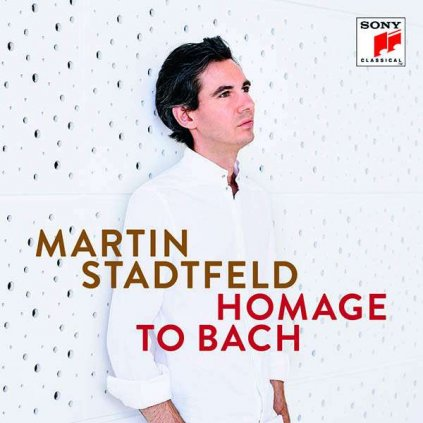 VINYLO.SK | STADTFELD, MARTIN - HOMAGE TO BACH [CD]