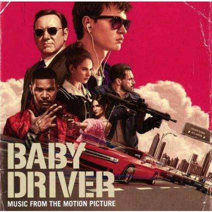VINYLO.SK | OST - BABY DRIVER [2CD]