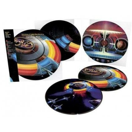 VINYLO.SK | ELECTRIC LIGHT ORCHESTRA - OUT OF THE BLUE / PICTURE DISC [2LP]