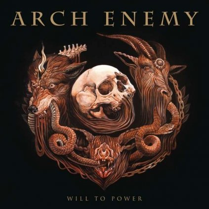 VINYLO.SK | ARCH ENEMY - WILL TO POWER [CD]
