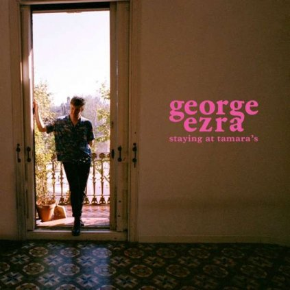 VINYLO.SK | EZRA, GEORGE - STAYING AT TAMARA'S [CD]