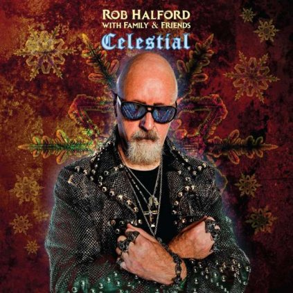 VINYLO.SK | HALFORD, ROB WITH FAMILY - CELESTIAL [CD]