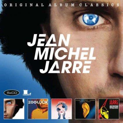 VINYLO.SK   JARRE, JEAN-MICHEL - ORIGINAL ALBUM CLASSICS [5CD]