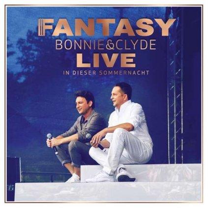 VINYLO.SK | FANTASY - BONNIE & CLYDE - LIVE IN DIESER SOMMERNACHT [2CD]