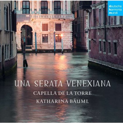 VINYLO.SK | CAPELLA DE LA TORRE - UNA SERATA VENEXIANA [CD]