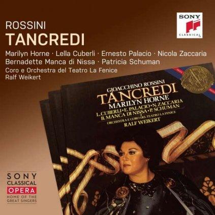 VINYLO.SK | ROSSINI, G. - TANCREDI [3CD]