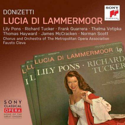 VINYLO.SK   DONIZETTI, G. - LUCIA DI LAMMERMOOR [2CD]
