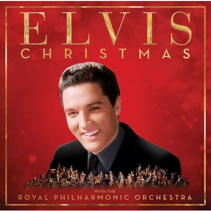 VINYLO.SK | PRESLEY, ELVIS - CHRISTMAS WITH ELVIS AND THE ROYAL PHILHARMONIC ORCHESTRA / Deluxe [CD]