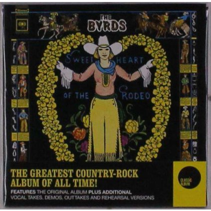 VINYLO.SK   BYRDS - SWEETHEART OF THE RODEO [2CD]