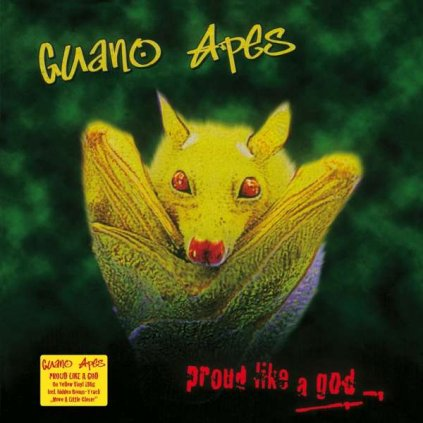 VINYLO.SK | GUANO APES - PROUD LIKE A GOD [LP]